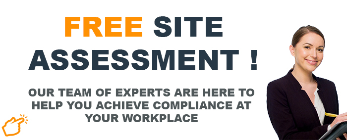 FREE SITE ASSESSMENT BANNER