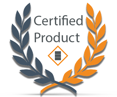Certified Product 1