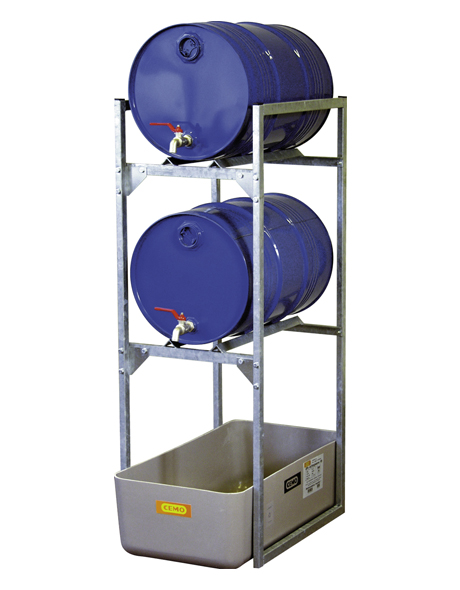 drum-rack-with-drum-supports-for-2x60l-barrels