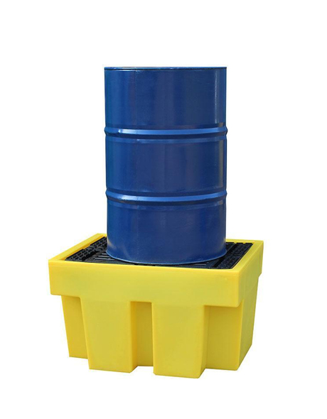 one-drum-polyethylene-spill-pallet-1