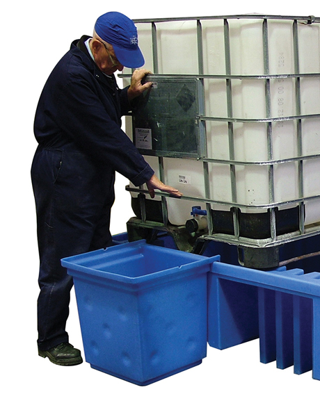 polyethylene-spill-pallets-drip-tray-and-stand-for-2x1000ltr-spill-pallet-blue-sc-em057