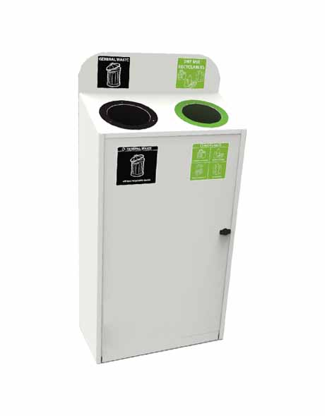 recycling-station-2-bins