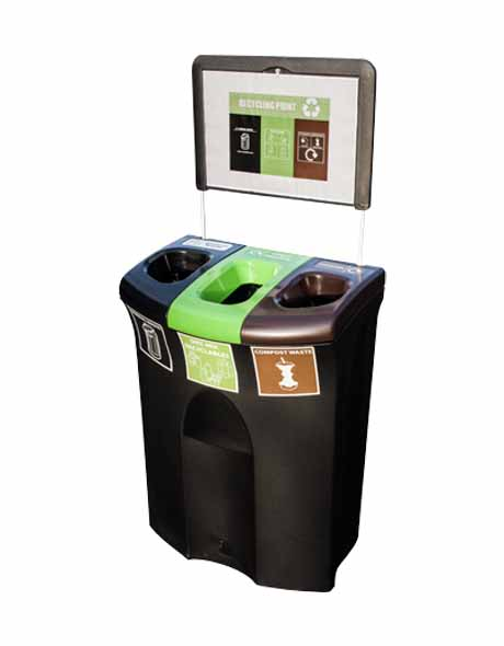 recycling-station