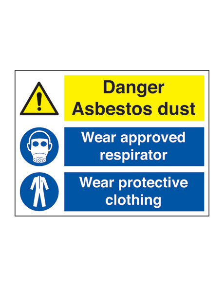safety-sign-multipurpose-danger-asbestos-respirator-clothing