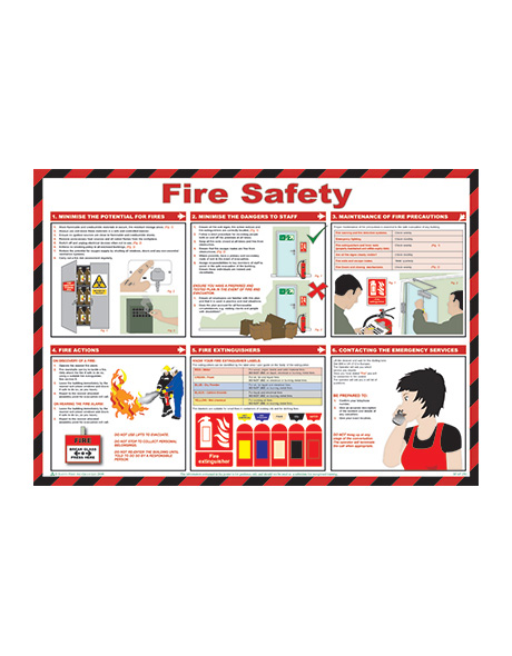 safety-sign-poster-fire-safety