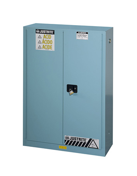 steel-classic-safety-cabinet-170l-for-corrosives-2-door-self-close