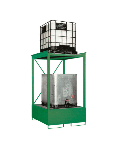 steel-spill-pallet--2-x-1000ltr-ibc-one-above-the-other-sc-em045
