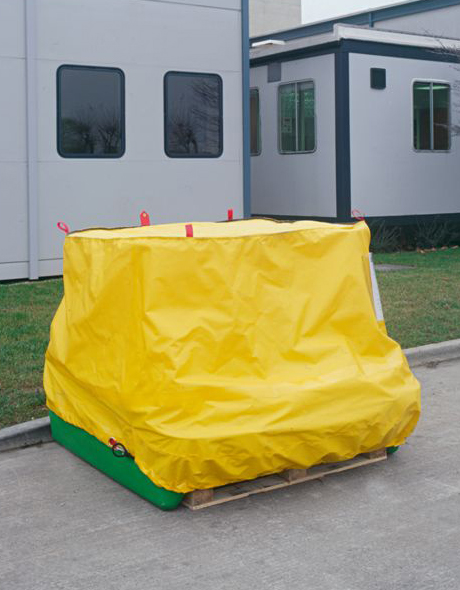yellow-rain-cover-for-use-with-spilguard-pallet-sc-em016