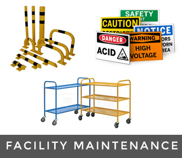 facility maintenance range