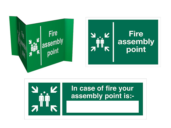 ASSEMBLY POINTS
