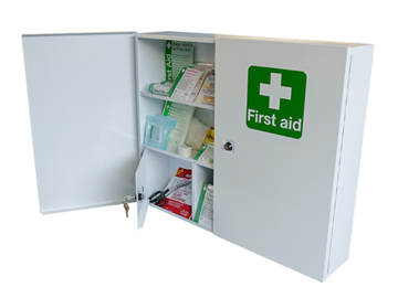 SAFETY FIRST AID CABINETS