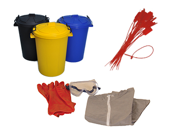 ACCESSORIES & CONTAINERS