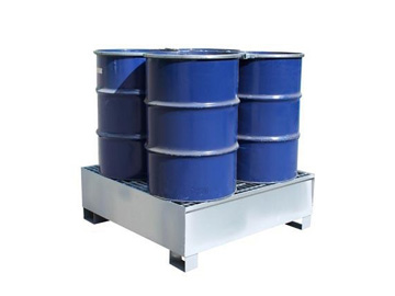 DRUM STEEL SPILL PALLETS