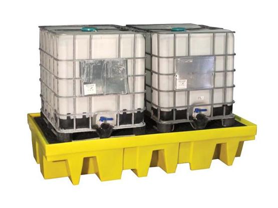 IBC PLASTIC SPILL PALLETS