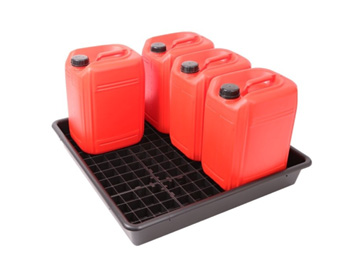 PLASTIC SPILL TRAYS