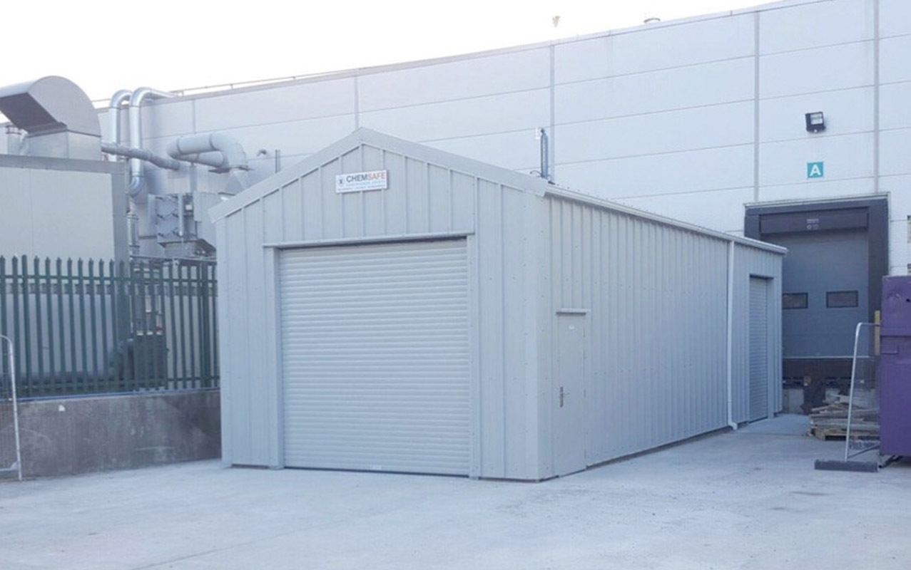 Chemsafe Chemical Warehouse 5