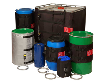 HEATING SYSTEMS FOR DRUMS & IBCS