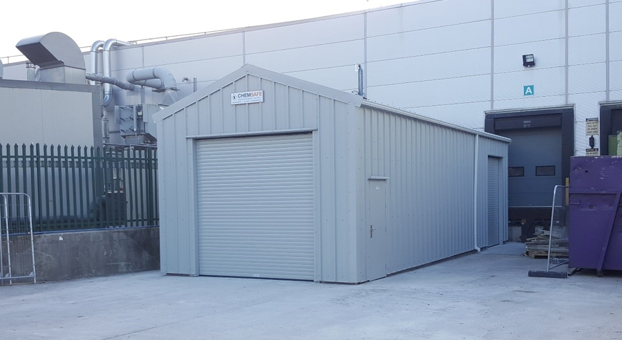 CHEMSAFE QUICKBUILD Facility Global Healthcare Company